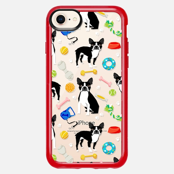 Casetify iPhone 7 Plus/7/6 Plus/6/5/5s/5c Case - Boston T...