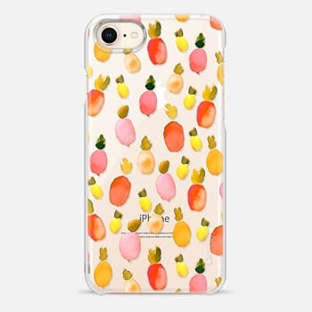 iPhone 8 Case How bout' dem Pineapples