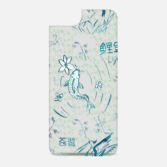Casetify iPhone 7 Plus/7/6 Plus/6/5/5s/5c Case - Hand Pai...