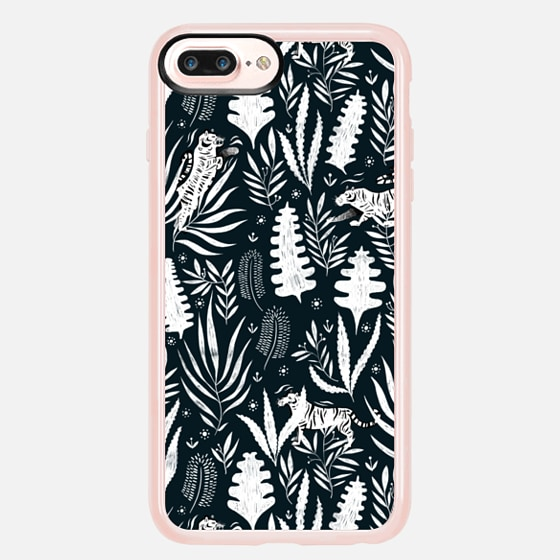 Casetify iPhone 7 Plus/7/6 Plus/6/5/5s/5c Case - Tigers B...