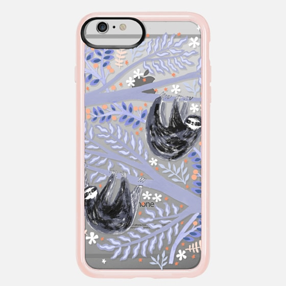 Casetify iPhone 7 Plus/7/6 Plus/6/5/5s/5c Case - Sloths H...