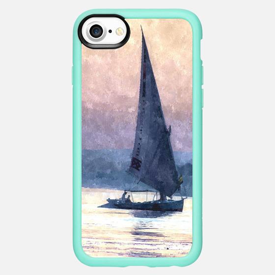 Casetify iPhone 7 Plus/7/6 Plus/6/5/5s/5c Case - Felucca ...