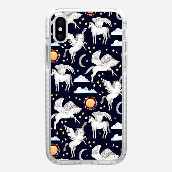 Casetify iPhone 7 Plus/7/6 Plus/6/5/5s/5c Case - Pegasus,...