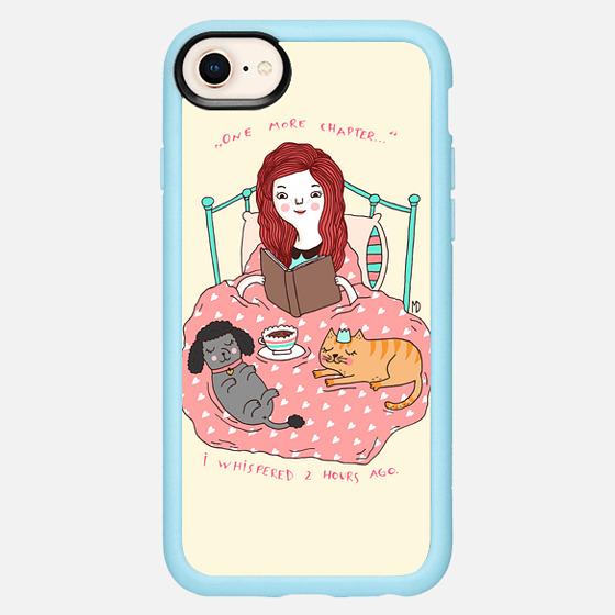 Casetify iPhone 7 Plus/7/6 Plus/6/5/5s/5c Case - Book Lov...