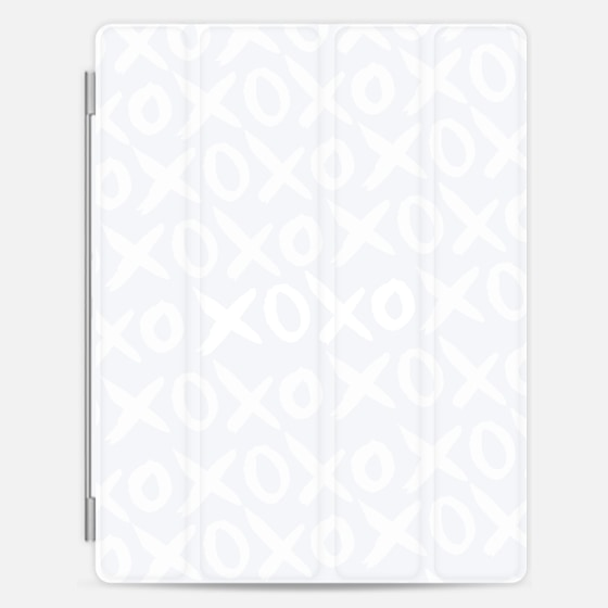 Casetify iPad Cover / Case - Modern Valentine typography ...
