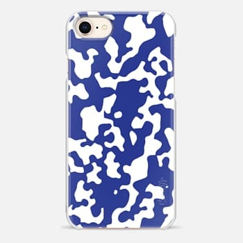 iPhone 8 Case Blue