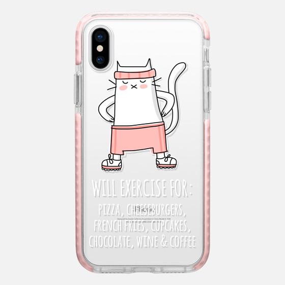 Casetify iPhone 7 Plus/7/6 Plus/6/5/5s/5c Case - Cat - Wi...
