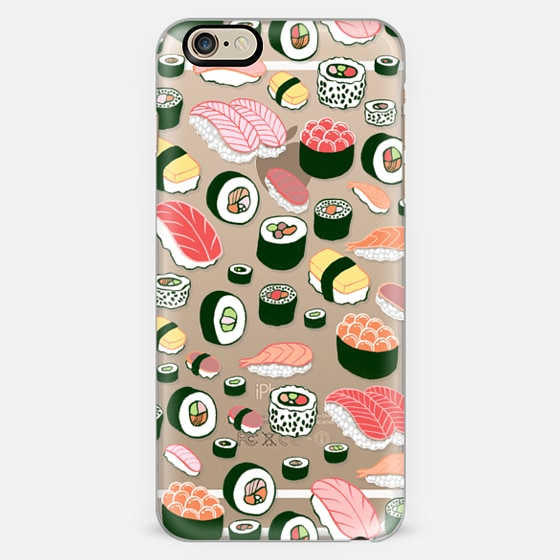 Sushi Fun! iPhone 6 case by Kristin Nohe : Casetify