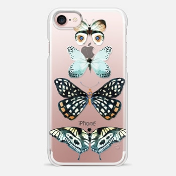 iPhone 7 Case Flutterby