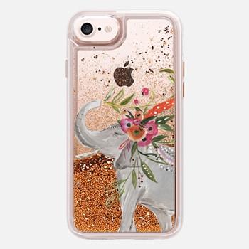 iPhone 7  Boho Elephant by Bari J. Designs
