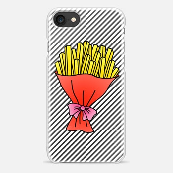 iPhone 7 Case Fries Bouquet