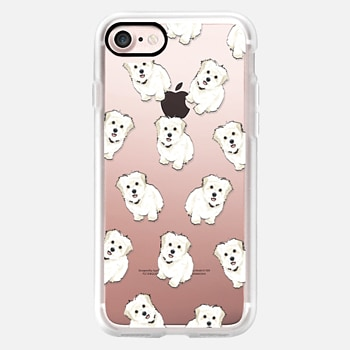 iPhone 7 Case Elvis the Maltipoo