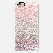 Girly Pink Snowfall