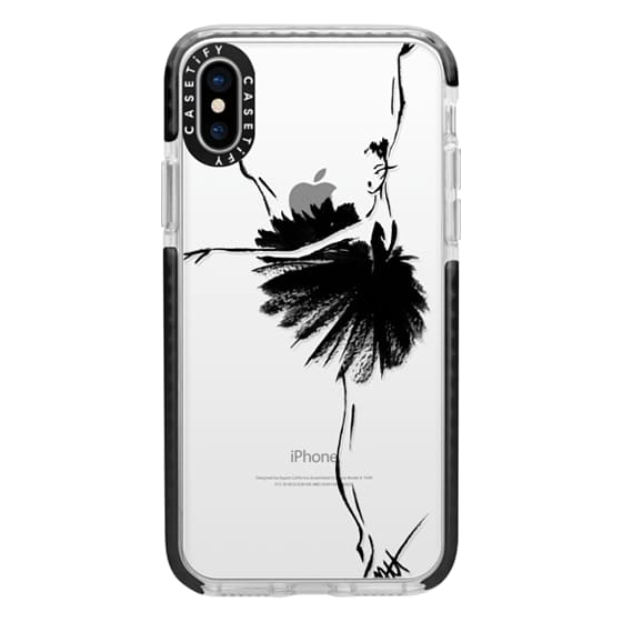 iPhone X Cases - Odile Ballerina | Ballet