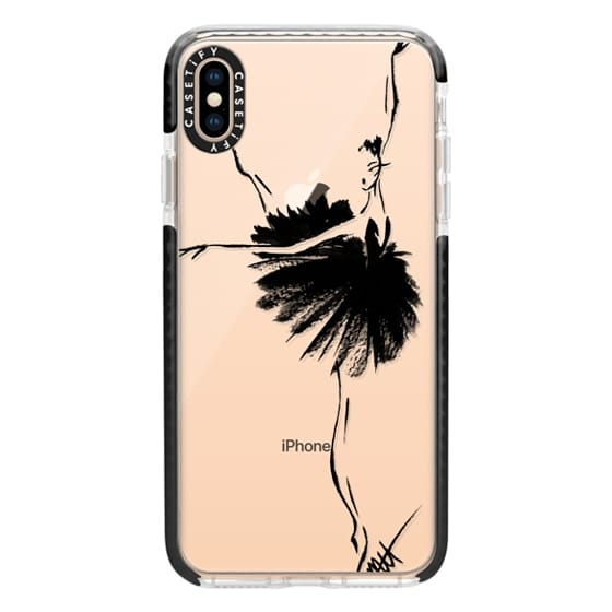 iPhone XS Max Cases - Odile Ballerina | Ballet