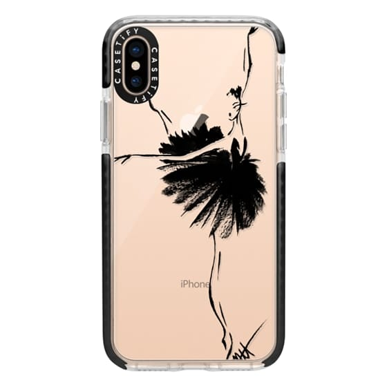 iPhone XS Cases - Odile Ballerina | Ballet