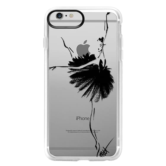 iPhone 6 Plus Cases - Odile Ballerina | Ballet