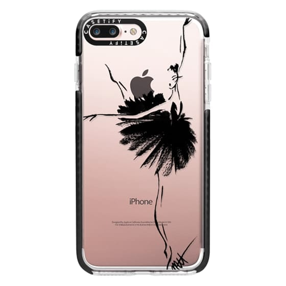 iPhone 7 Plus Cases - Odile Ballerina | Ballet