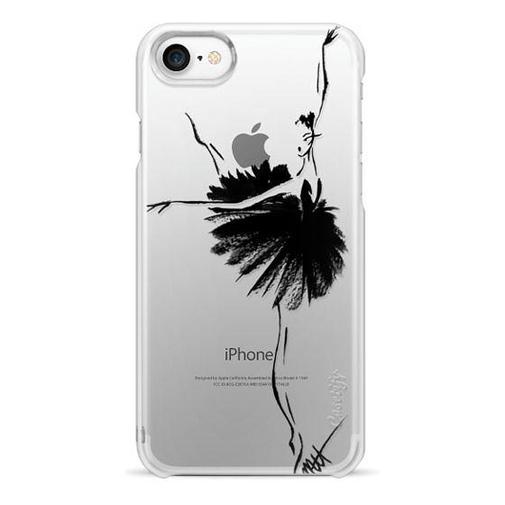 iPhone 7 Cases - Odile Ballerina   Ballet