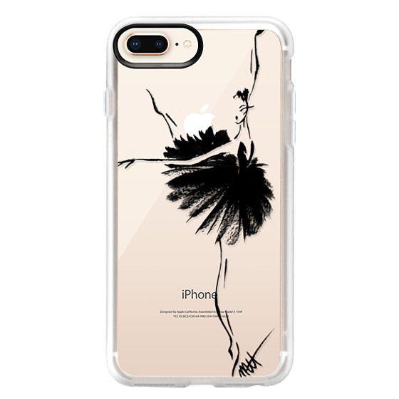 iPhone 8 Plus Cases - Odile Ballerina | Ballet