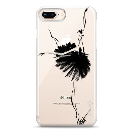 iPhone 8 Plus Cases - Odile Ballerina | Ballet