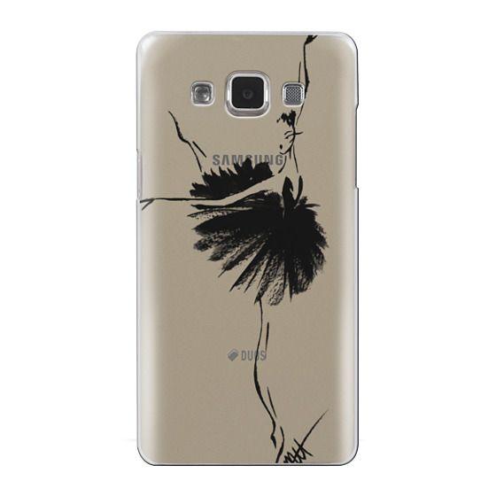 Samsung Galaxy A5 Cases - Odile Ballerina | Ballet