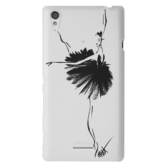Sony T3 Cases - Odile Ballerina   Ballet