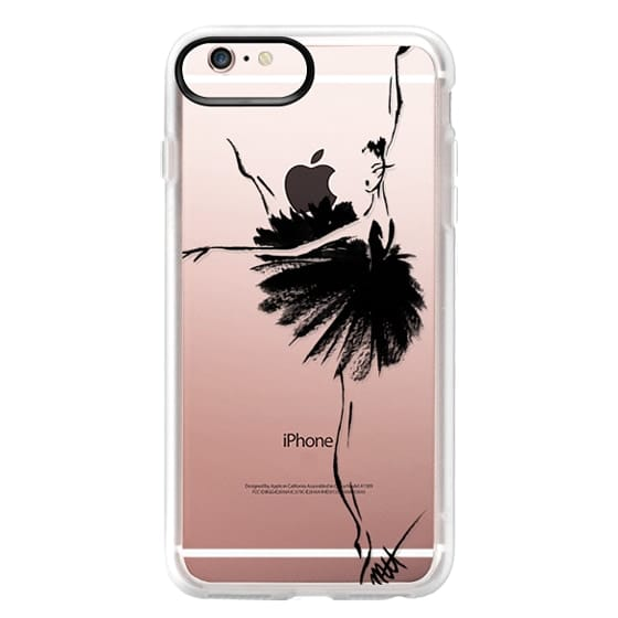 iPhone 6s Plus Cases - Odile Ballerina | Ballet