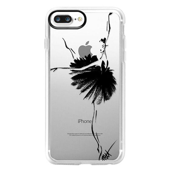 iPhone 7 Plus Cases - Odile Ballerina   Ballet