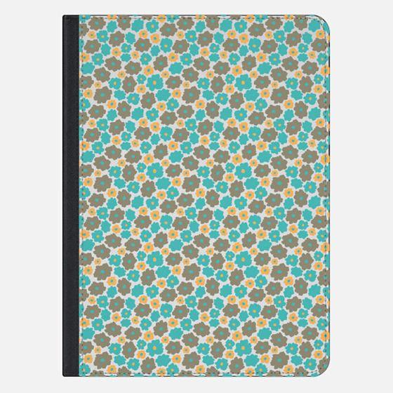 Dust Bloom - iPad Folio Case