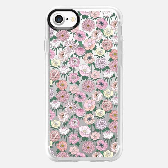 Mini Floral - Classic Grip Case