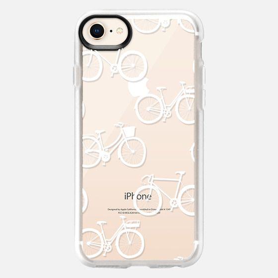 White Bikes - Snap Case