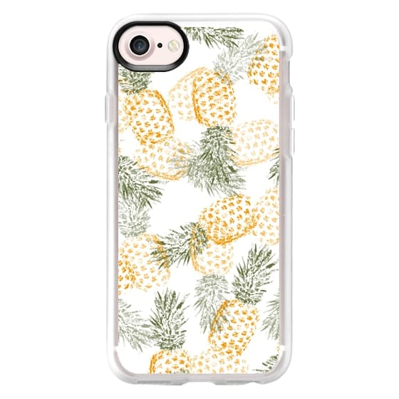 iPhone 7 Plus Cases - Pineapple Mess