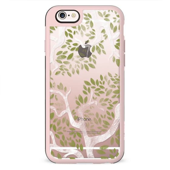 Nature Branches Clear Case