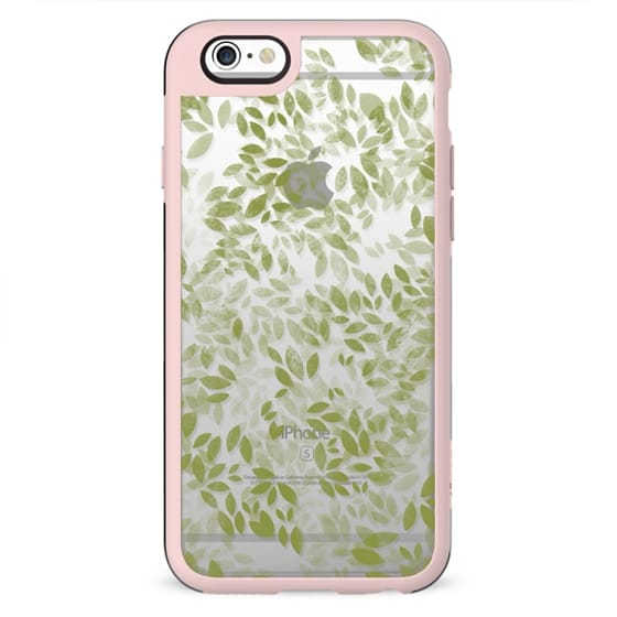 Leaves Clear Case