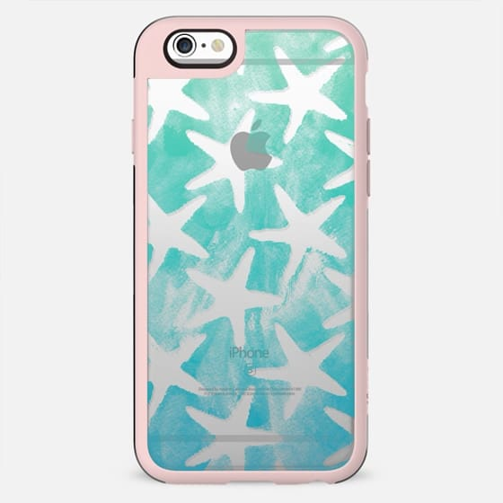 Stars from the Sea Clear Case - New Standard Case