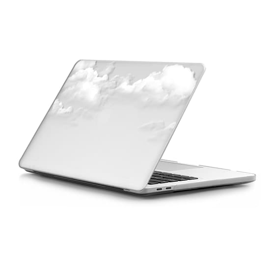 MacBook Pro Touchbar 13 Sleeves - Clouds Clear Case
