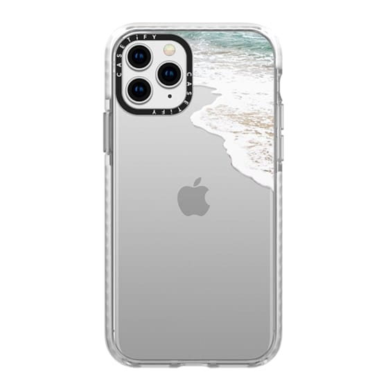 iPhone 11 Pro Cases - Sea water clear case