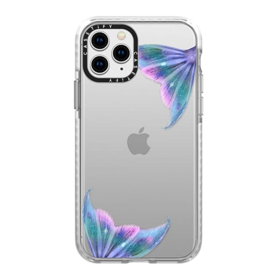 iPhone 11 Pro Cases - Mermaids clear case