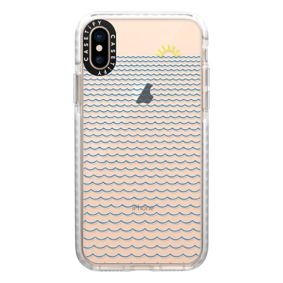 iPhone XS Cases - Sea Lover Tr