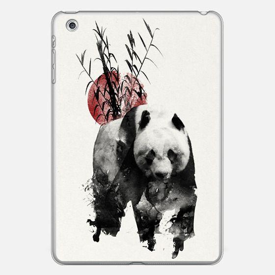 Rising Sun Panda - Photo Cover