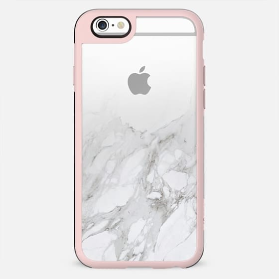 Marble Fade Clear Case - New Standard Case