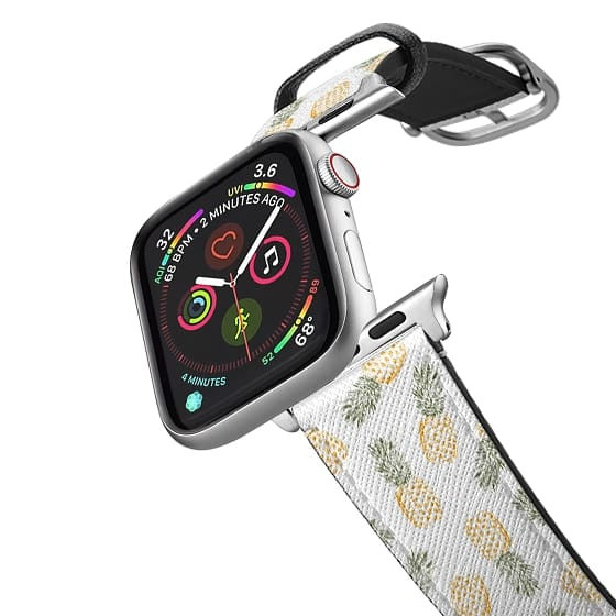 Apple Watch 38mm Bands - Pineapple