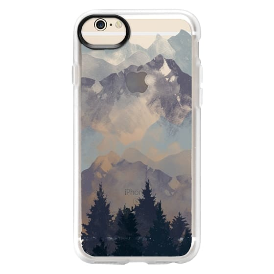 iPhone 6 Cases - Winter Tale Clear Case