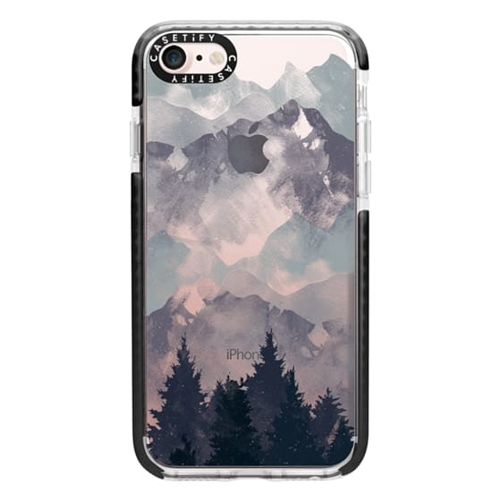 iPhone 7 Cases - Winter Tale Clear Case