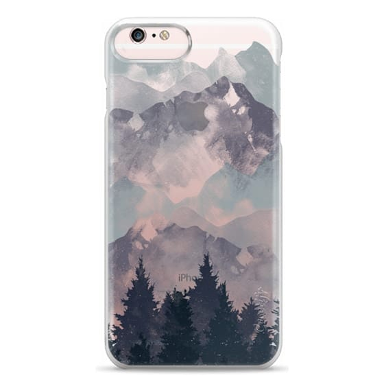 iPhone 6s Plus Cases - Winter Tale Clear Case