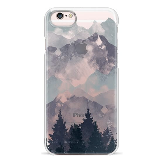 iPhone 6s Cases - Winter Tale Clear Case