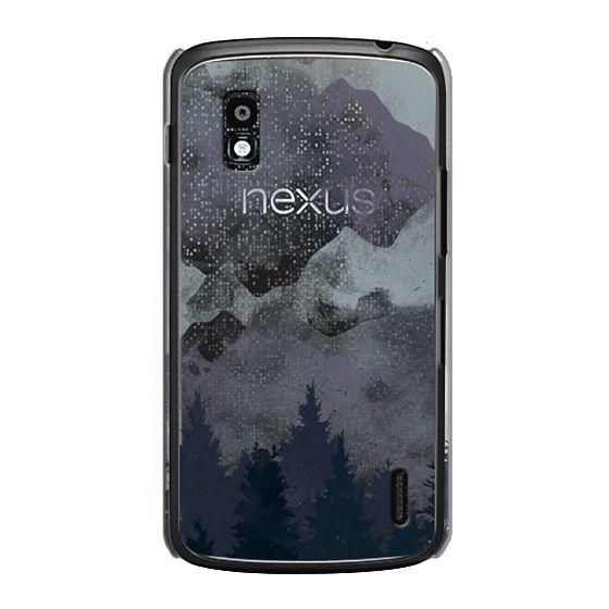 Nexus 4 Cases - Winter Tale Clear Case