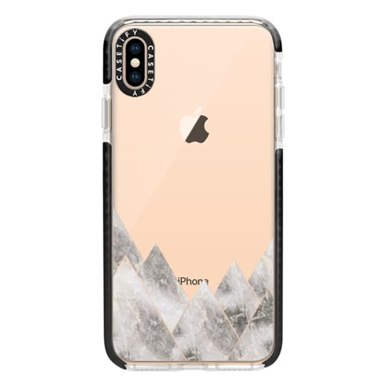 iPhone XS Max Cases - Marble Mountains