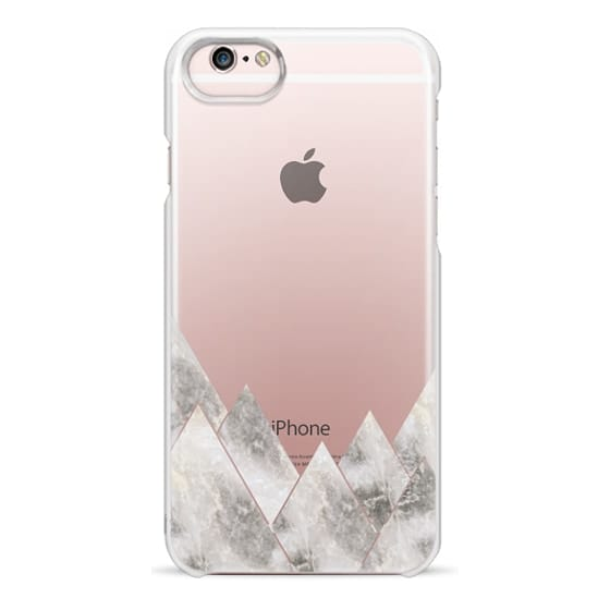 iPhone 6s Cases - Marble Mountains